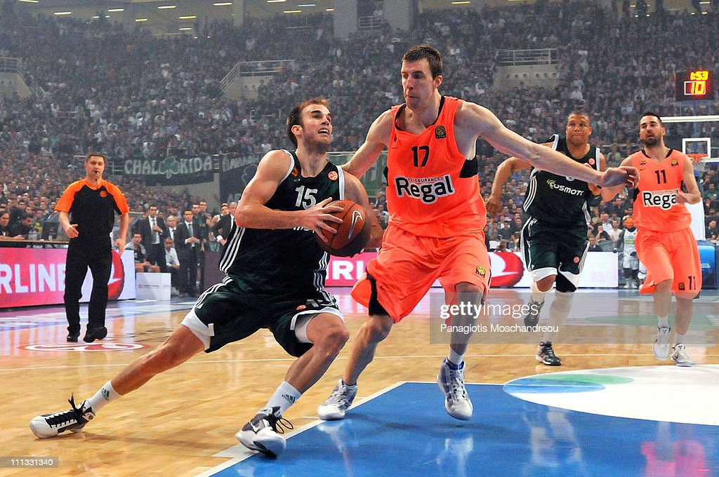 Panathinaikos Athens v Regal F.C. Barcelona - Turkish Airlines Euroleague