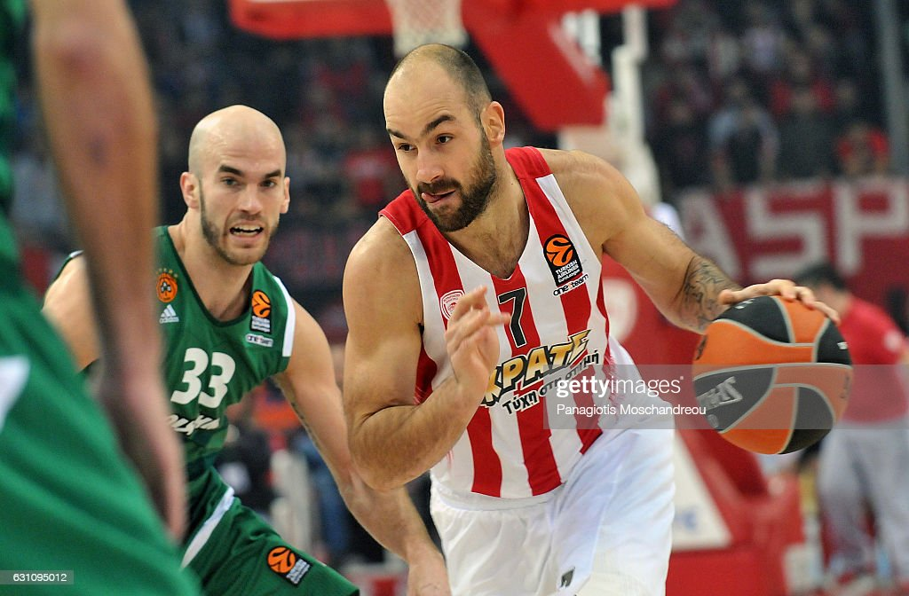 Olympiacos Piraeus v Panathinaikos Superfoods Athens - Turkish Airlines Euroleague