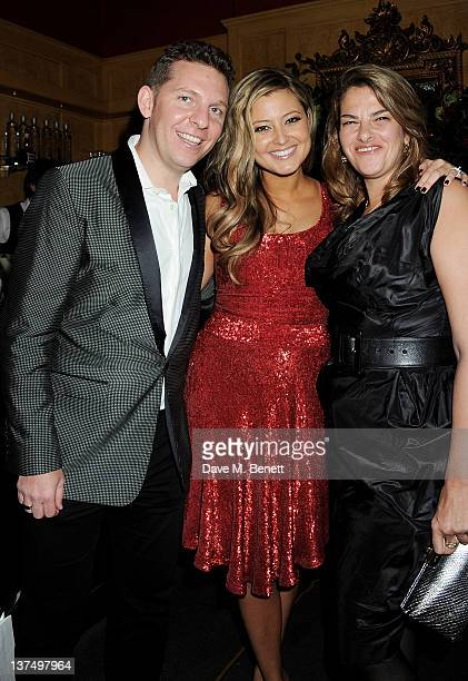 Nick Candy Holly Valance And Tracey Emin Attend Ceo S 39th Birthday Party