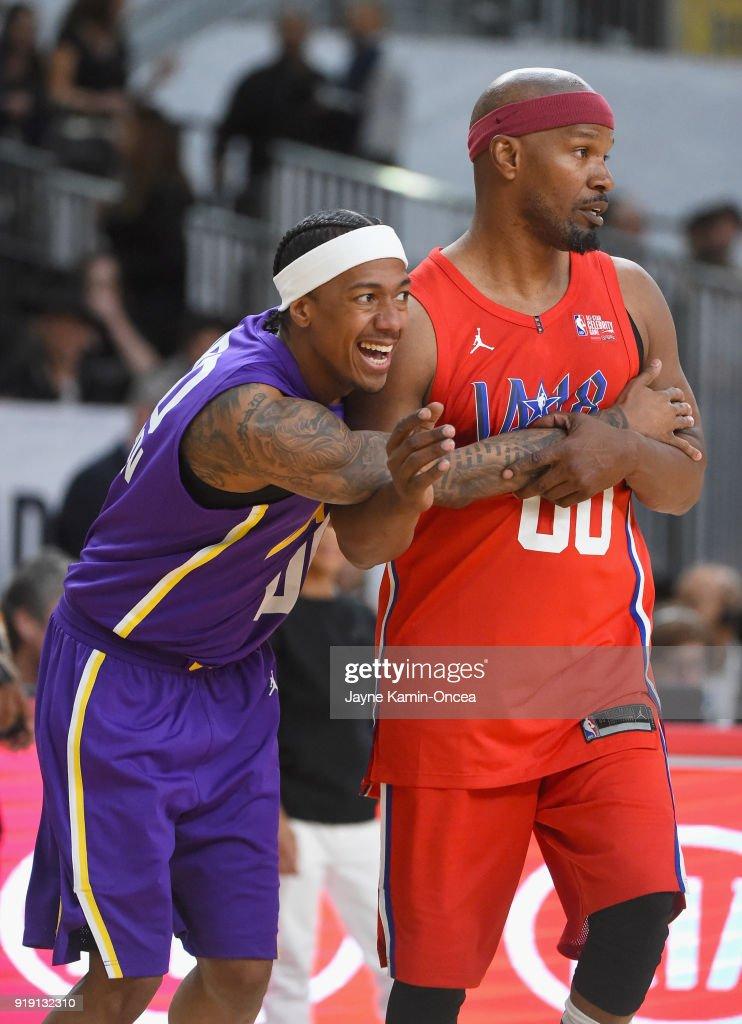 All-Stars & Stars: 2018 NBA All-Star Celebrity Game