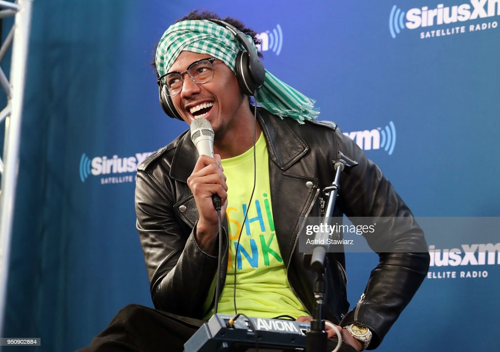 Nick Cannon & Ncredible Gang Perform On SiriusXM's Hip Hop Nation