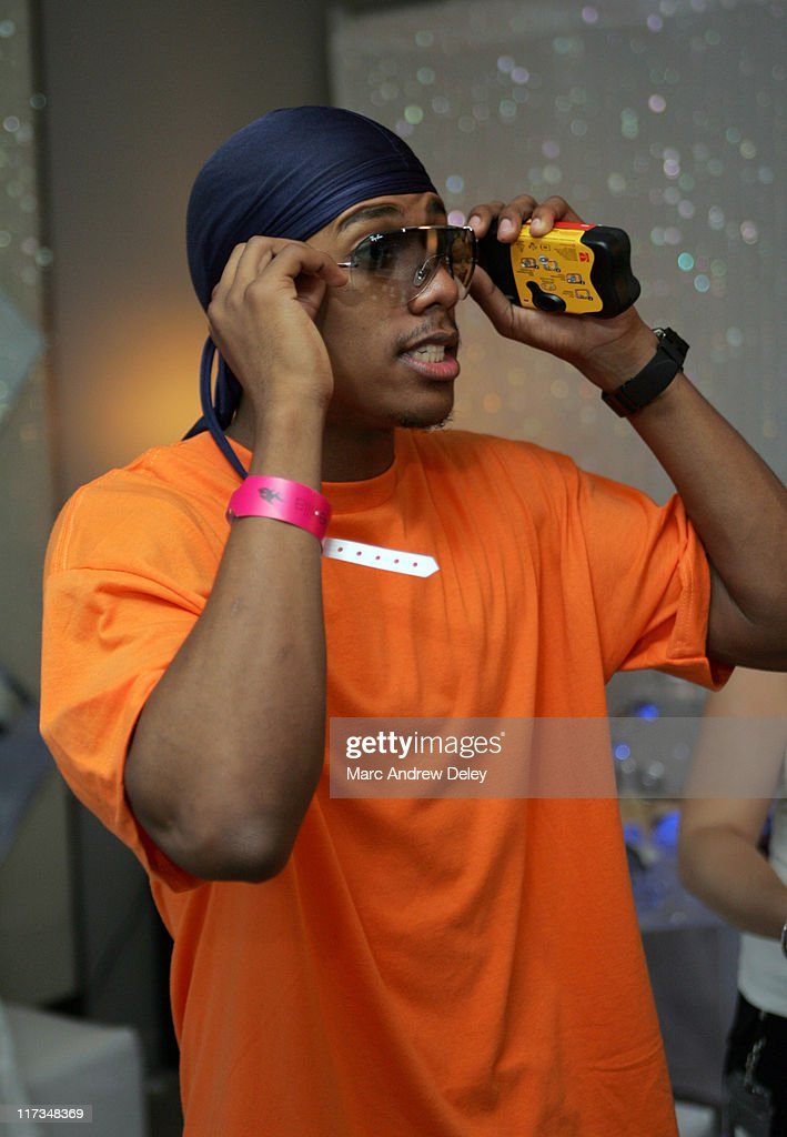Nick Cannon 2005