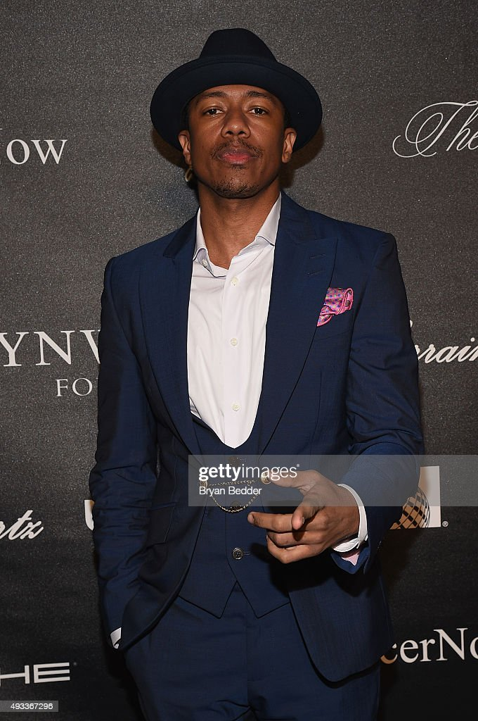 Nick Cannon attends Angel Ball 2015 hosted by Gabrielle's Angel Foundation at Cipriani Wall Street on October 19, 2015 in New York City.