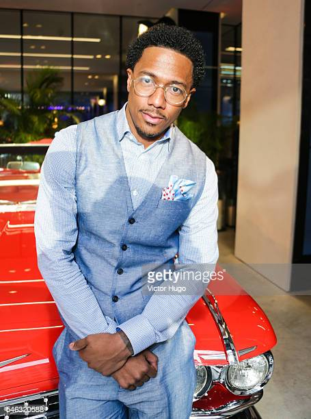 Nick Cannon attends CFDA Cadillac Kick Off New York Fashion Week Men's and Mark the Debut of Platform 4 at Cadillac House with a Special Performance...