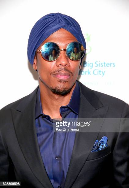 Nick Cannon attends the 18th Annual Big Brothers Big Sisters of NYC Casino Jazz Night at Cipriani 42nd Street on June 20 2017 in New York City
