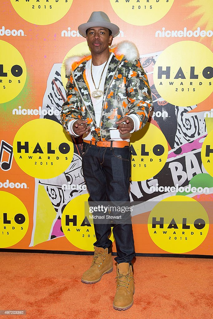 Nick Cannon attends the 2015 Halo Awards at Pier 36 on November 14, 2015 in New York City.