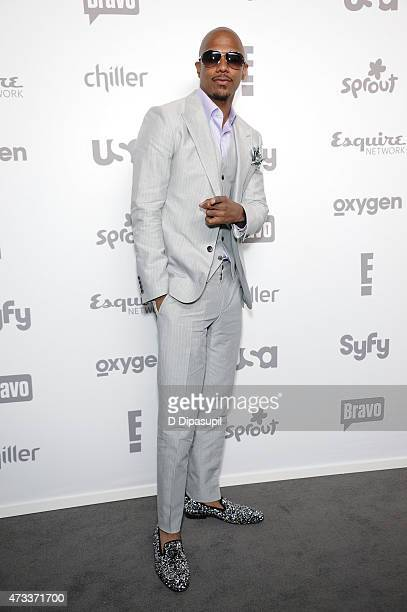 Nick Cannon attends the 2015 NBCUniversal Cable Entertainment Upfront at The Jacob K. Javits Convention Center on May 14, 2015 in New York City.