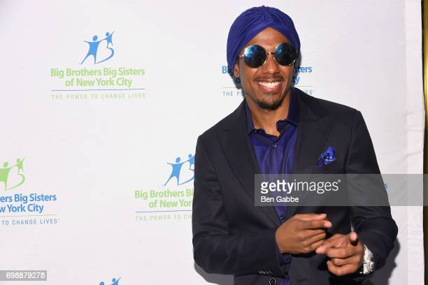 Nick Cannon attends the Big Brothers Big Sisters of NYC annual Casino Jazz Night at Cipriani 42nd Street on June 20 2017 in New York City