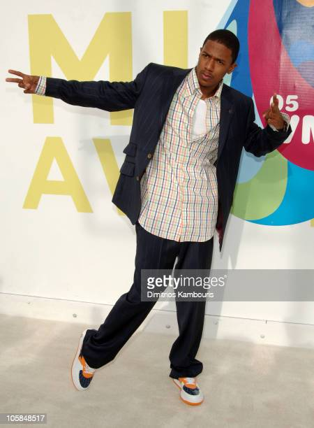 Nick Cannon during 2005 MTV Video Music Awards - Arrivals at American Airlines Arena in Miami, Florida, United States.