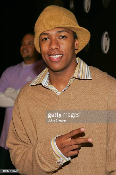 Nick Cannon during Motorola's Seventh Anniversary Party to Benefit Toys for Tots Red Carpet at American Legion in Los Angeles California United States