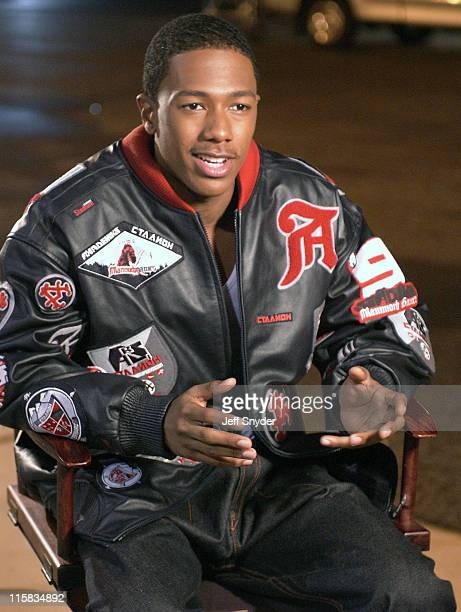 Nick Cannon during Warner Bros Music Video Shoot for new film Love Don't Cost A Thing at Norfolk International Airport in Norfolk Virginia United...