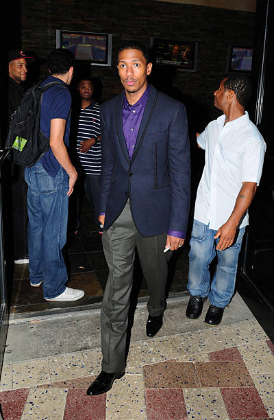 Nick Cannon Sighting In Florida - July 29, 2010 Photos and