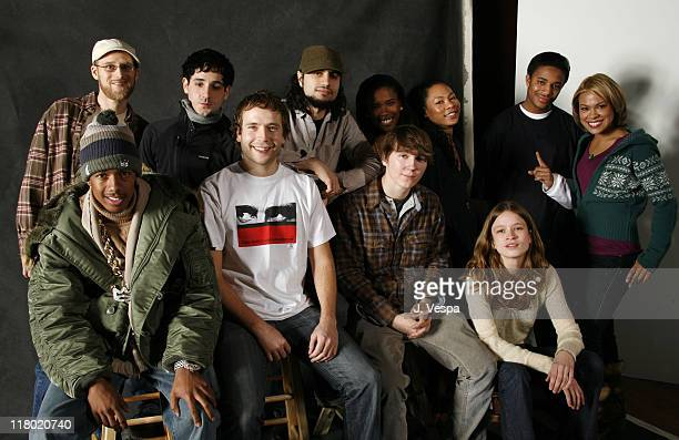 Nick Cannon Tim Dowlin Jake Lavin Mark Webber Adam Bahala Lough Director Paul Dano Regine Nehy Aris Mendoza Amy Ferguson Jade Yorker and Toni Trucks
