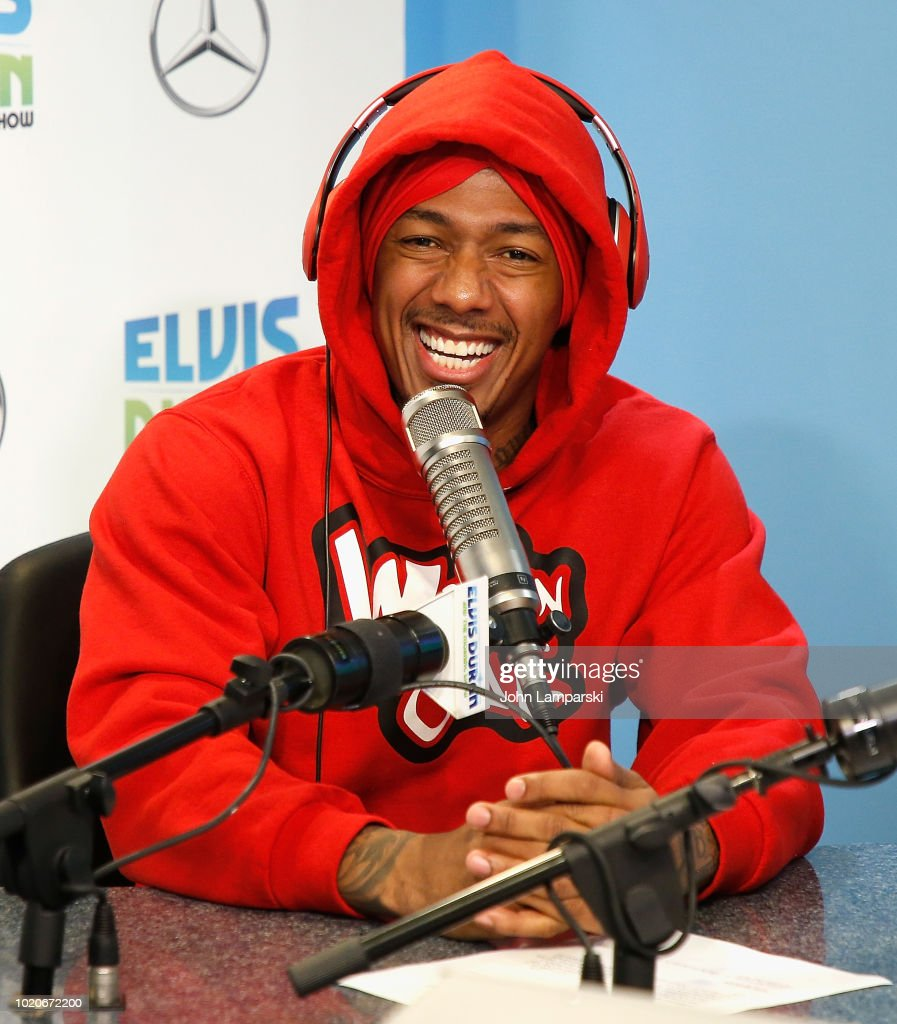 "Nick Cannon Visits ""The Elvis Duran Z100 Morning Show"""