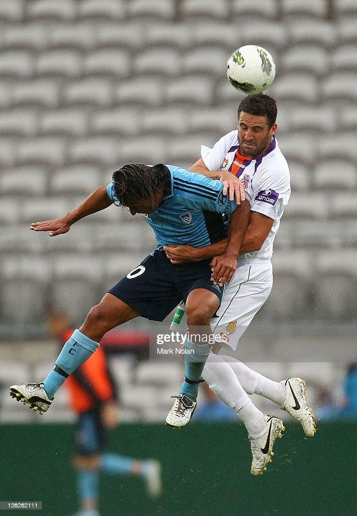 Sydney FC v Perth Glory