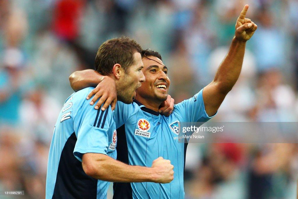 A-League Rd 5 - Sydney v Gold Coast