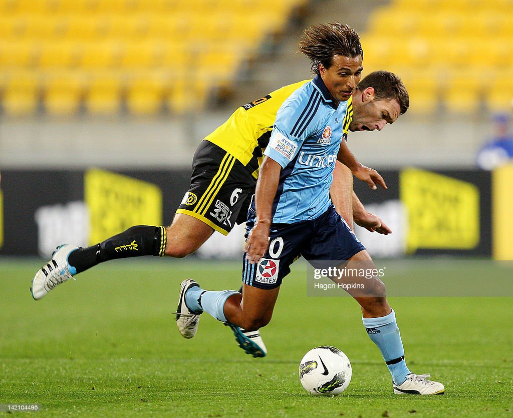 A-League Elmination Final - Phoenix v Sydney