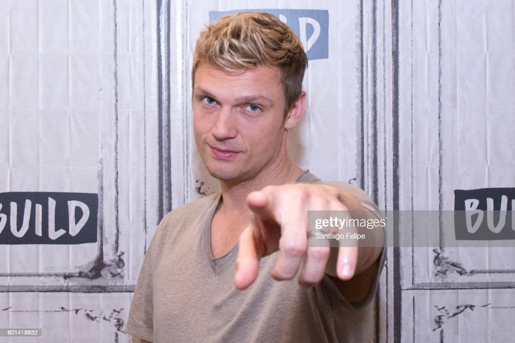 "Build Presents Nick Carter Discussing The New Show ""Boy Band"""
