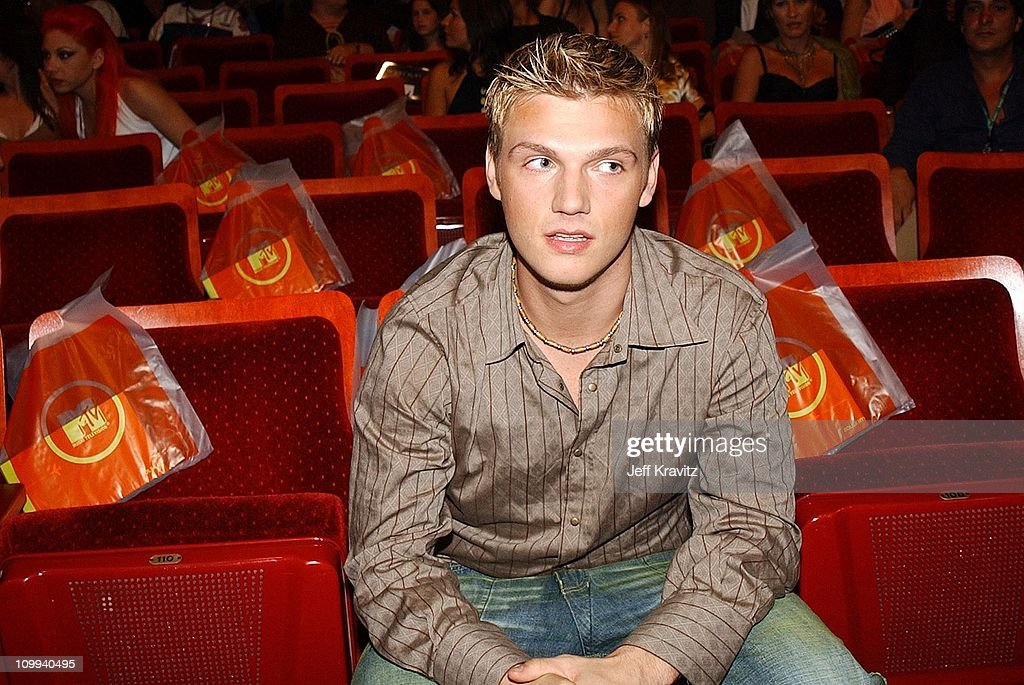 Nick Carter during MTV Video Music Awards Latinoamerica 2002 at Jackie Gleason Theater in Miami, FL, United States.