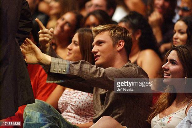 Nick Carter during MTV Video Music Awards Latinoamerica 2002 at Jackie Gleason Theater in Miami FL United States