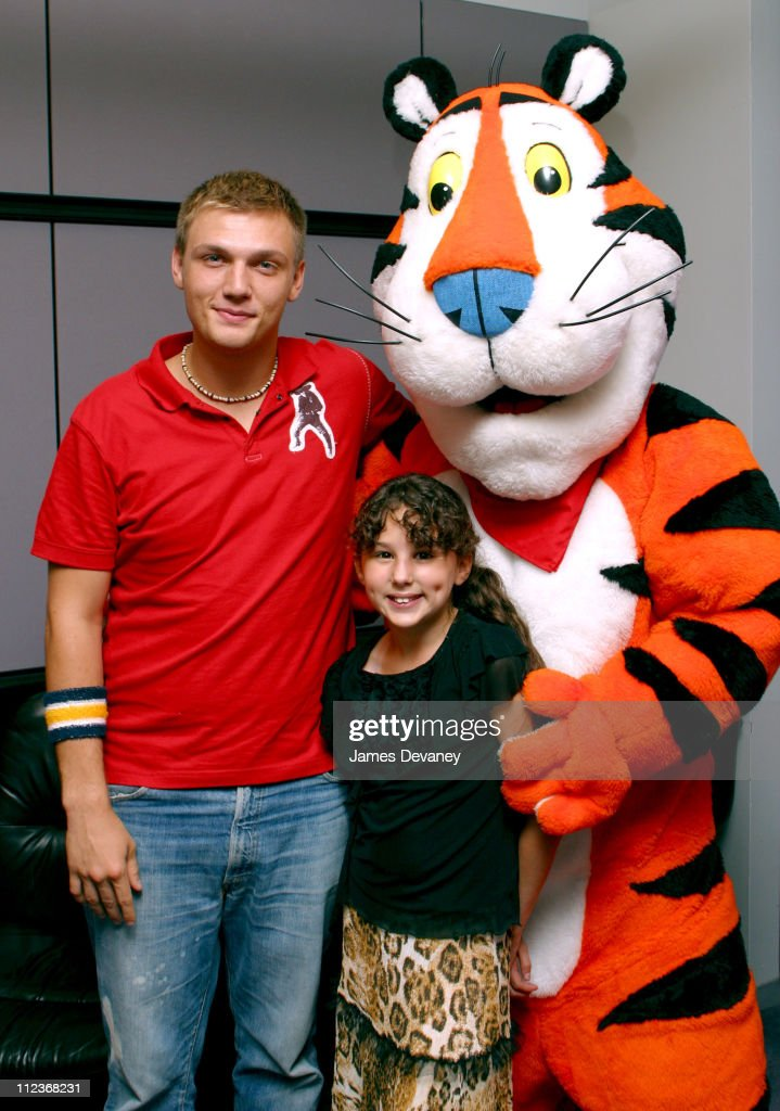 The Gr-r-reat Tony the Tiger Awards Press Conference