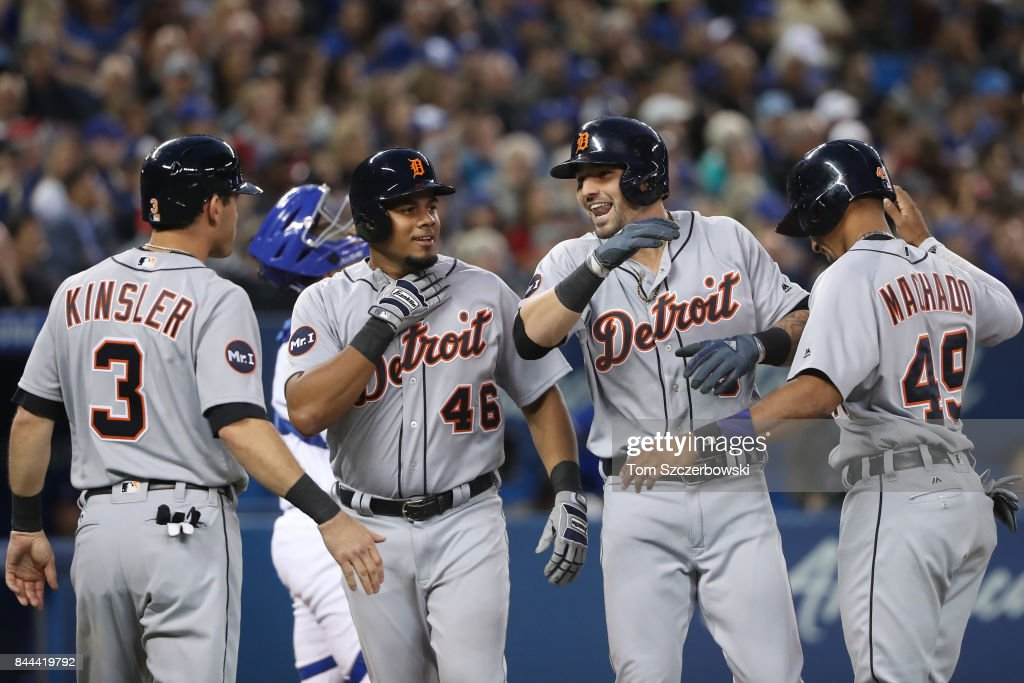 Detroit Tigers v Toronto Blue Jays