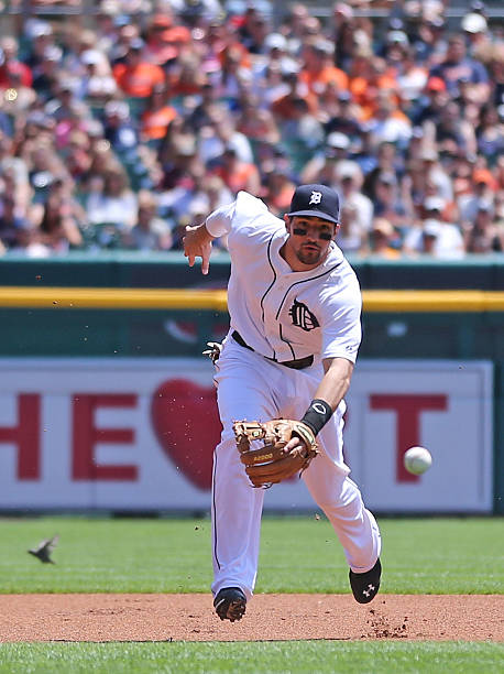 Nick Casttellanos of the Detroit Tigers