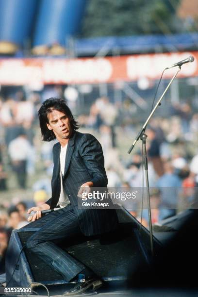 Nick Cave and the Bad Seeds Nick Cave Torhout/Werchter Festival Torhout Belgium