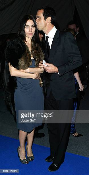 Nick Cave Attends The 'Master Commander Far Side Of The World' Royal Film Premiere Aftershow Party In London