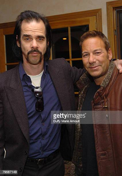 Nick Cave & Henry Winterstern