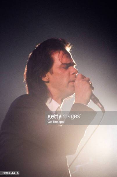 Nick Cave Nick Cave and the Bad Seeds Vorst Nationaal Brussels Belgium