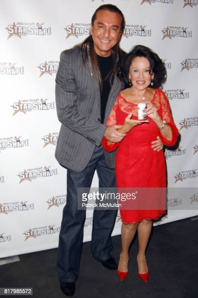 Nick Chavez and Nikki Haskell attend Jeffrey Sanker Hosts Launch Party for Nikki Haskell's New Starshape Billboard at Trousdale on September 30th...