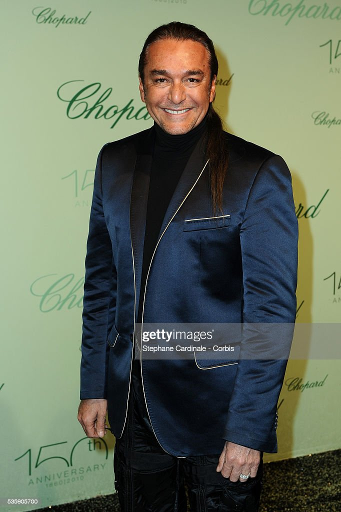 Nick Chavez at the 'Chopard 150th Anniversary Party' during the 63rd Cannes International Film Festival.