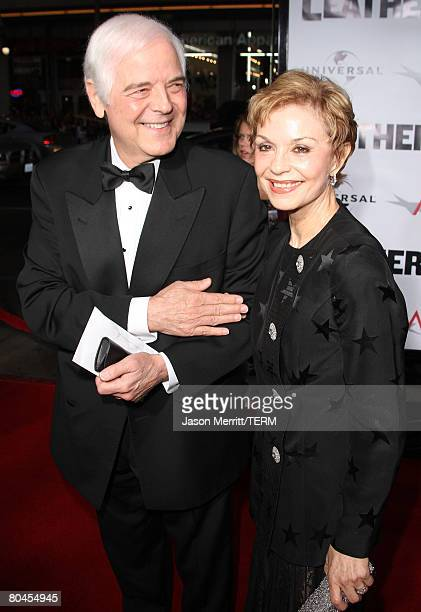Nick Clooney at Universal Picture's Premiere of Leatherheads on March 31 2008 at Grauman's Chinese in Hollywood