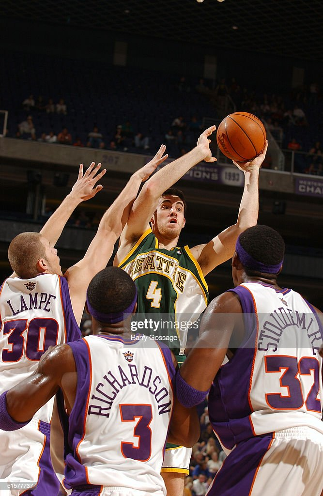 Seattle Sonics V Phoenix Suns Photos And Images Getty Images