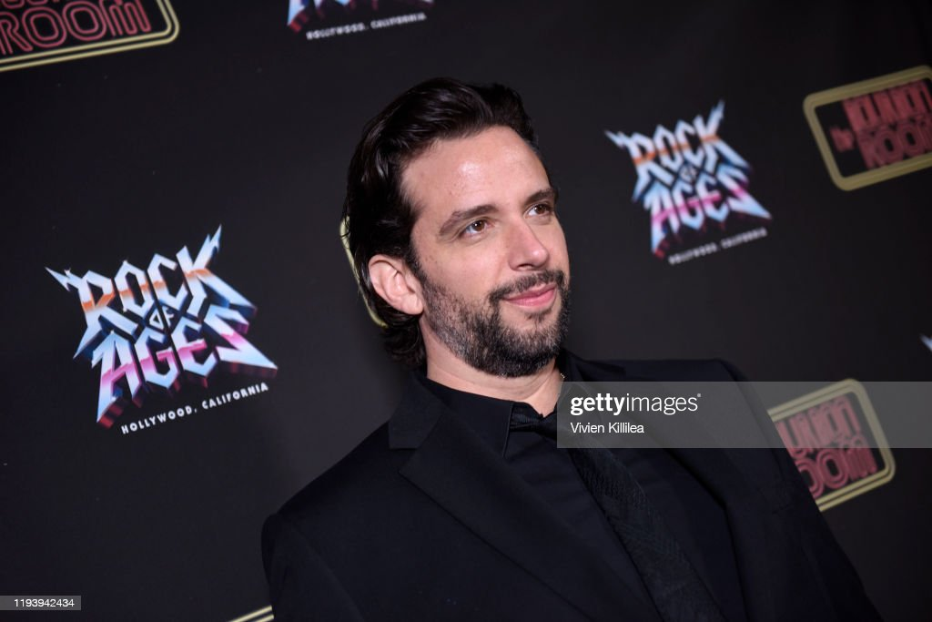 Opening Night Of Rock Of Ages Hollywood At The Bourbon Room : News Photo