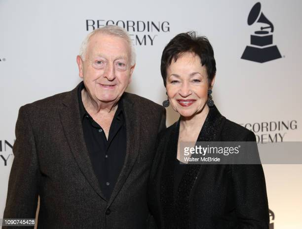 Nick Costa and Lynn Ahrens attend the 61st Annual Grammy Nominee Celebration at Second on January 28 2019 in New York City