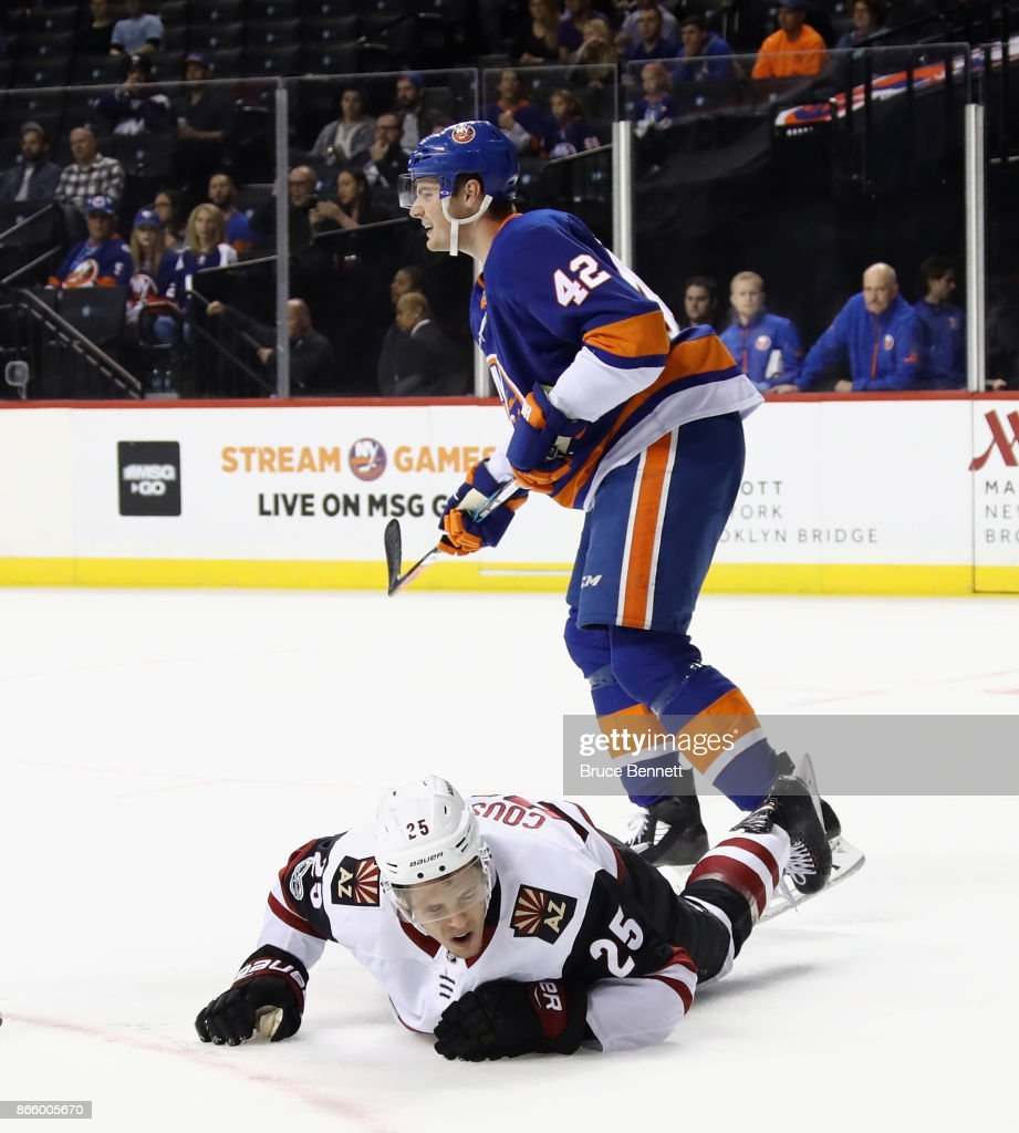 Arizona Coyotes v New York Islanders