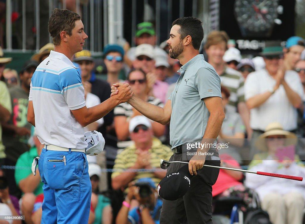2014 Australian Masters - Day 4 : News Photo