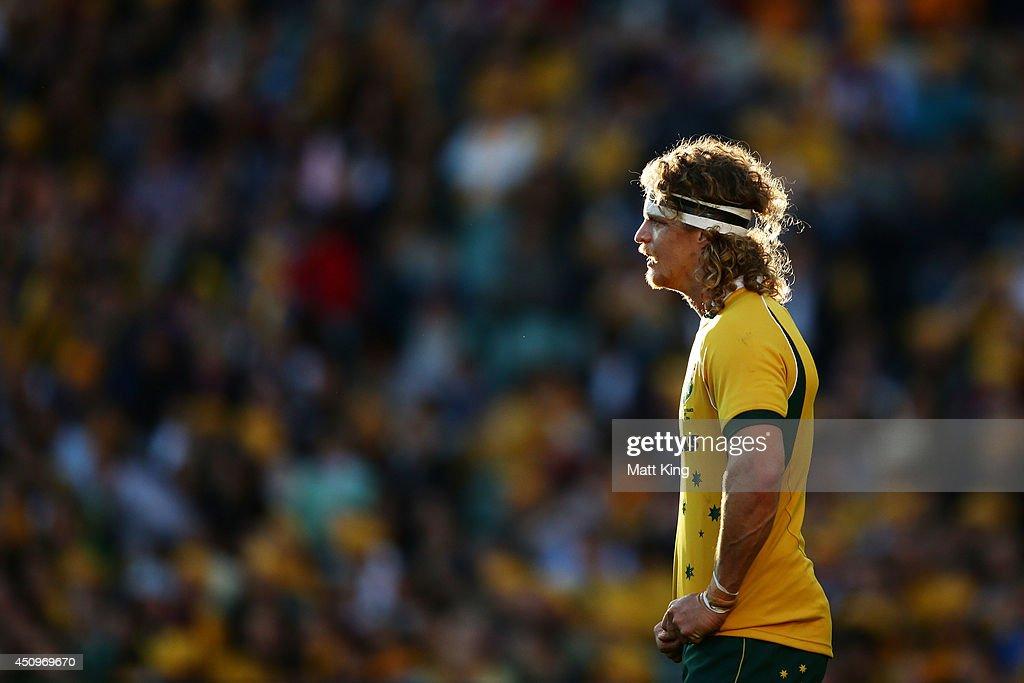 Australia v France - Third Test