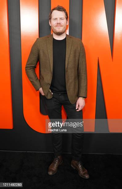 "Nick Cuse attends the premiere of Universal Pictures' ""The Hunt"" at ArcLight Hollywood on March 09, 2020 in Hollywood, California."
