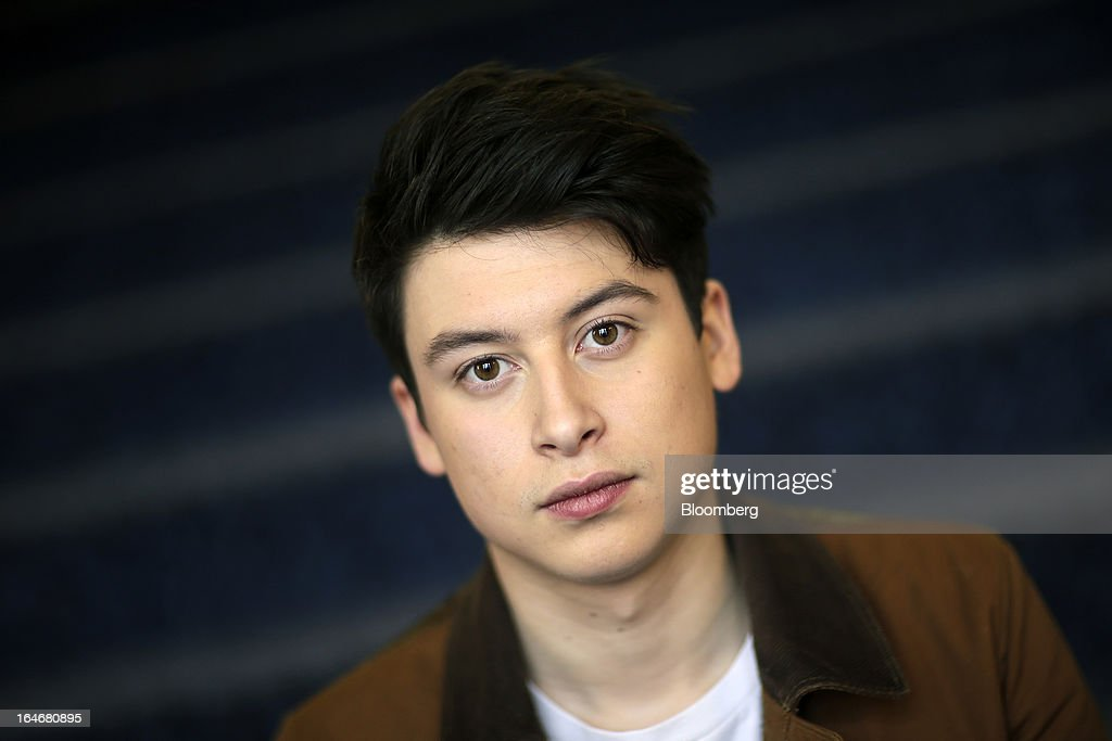 17 Year Old Summly Founder Nick D'Aloisio After Yahoo! Inc. Buys His Company For $30 million : News Photo