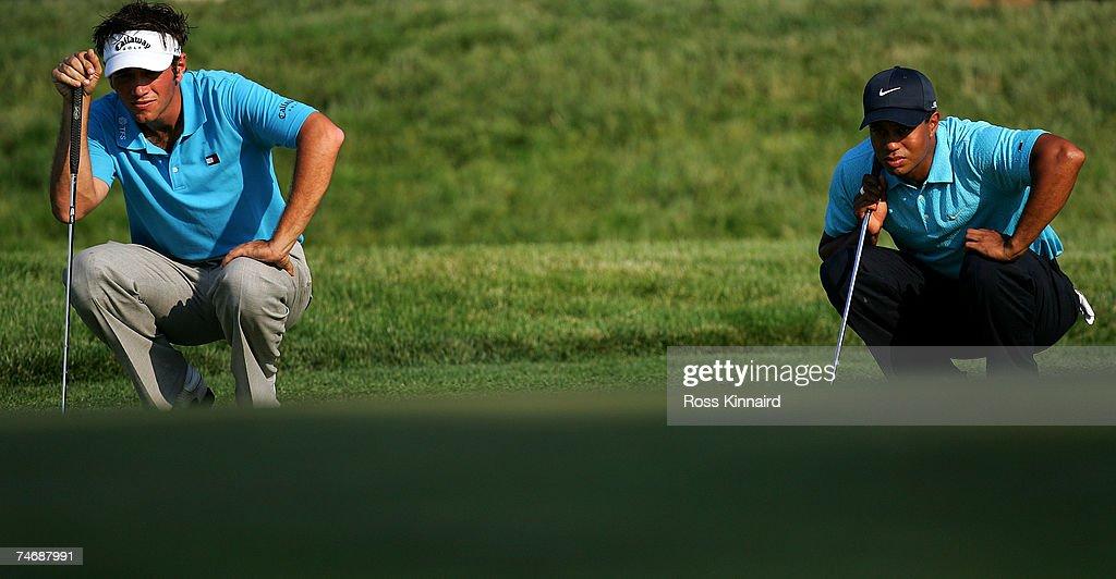 U.S. Open Championship - Round Three : News Photo
