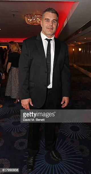 Nick Easter attends 'An Evening With The Stars' charity gala in aid of Save The Children at The Grosvenor House Hotel on October 25 2016 in London...