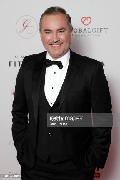 Nick Ede attends the annual Global Gift Gala London at Kimpton Fitzroy Hotel on October 17 2019 in London England