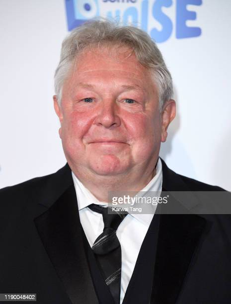 Nick Ferrari attends Global's Make Some Noise Night 2019 at Finsbury Square Marquee on November 25 2019 in London England