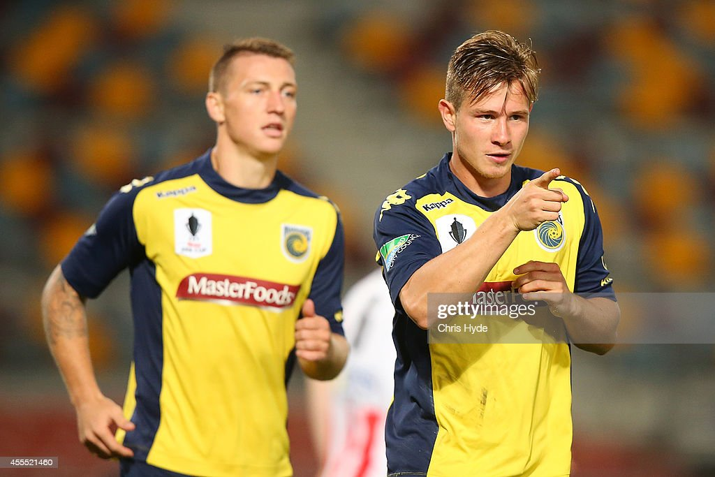 FFA Cup - Olympic FC  v Central Coast Mariners : News Photo