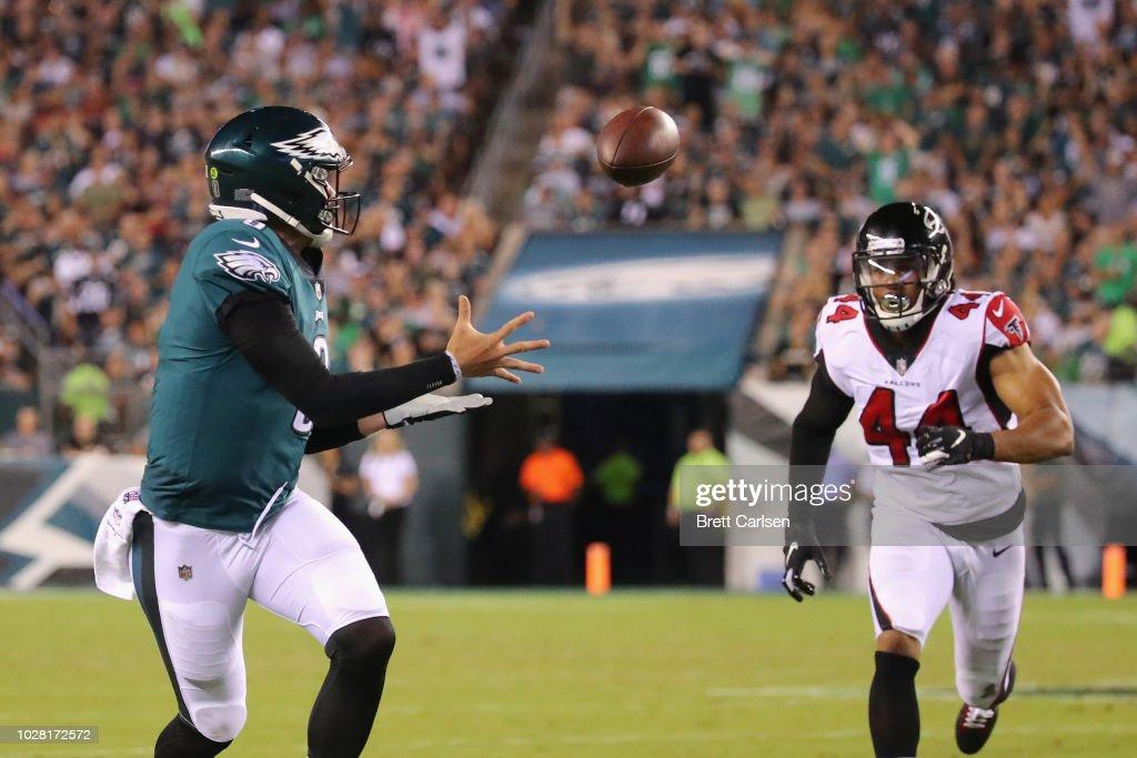 Atlanta Falcons v Philadelphia Eagles