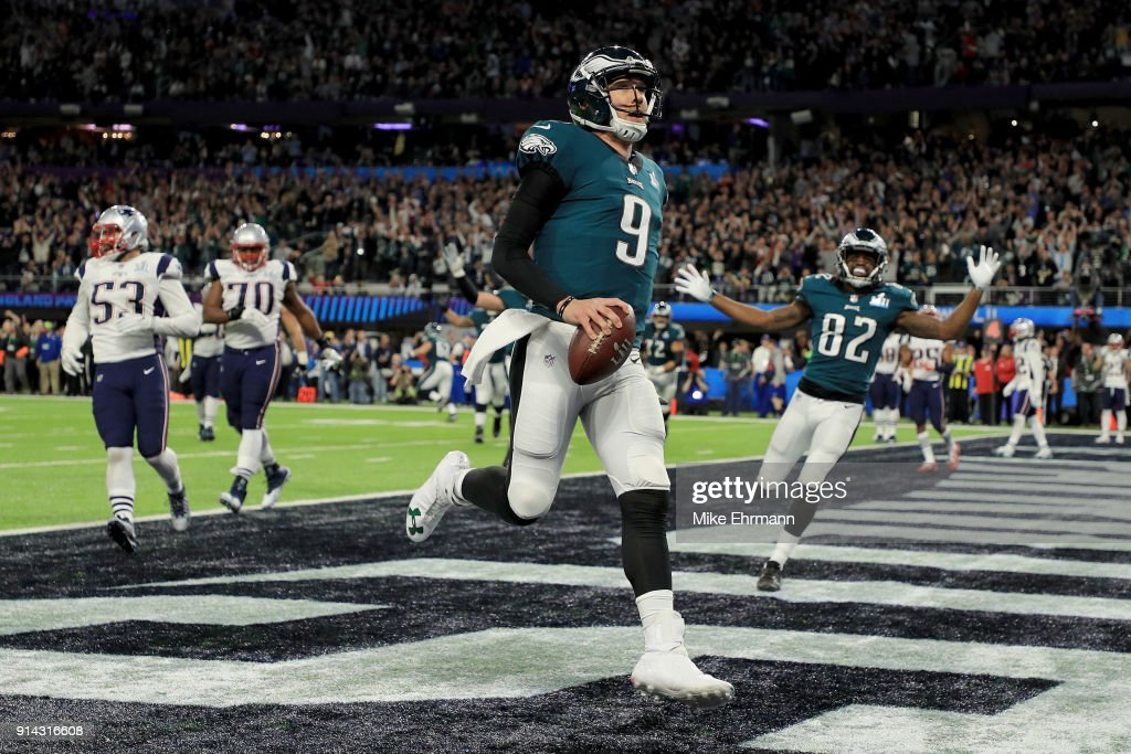 Super Bowl LII - Philadelphia Eagles v New England Patriots : ニュース写真
