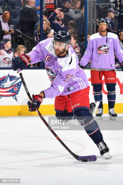 Columbus Blue Jackets Foundation Stock Photos and Pictures | Getty ...